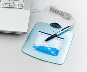 The pen tablet pad more convenience to use than mouse