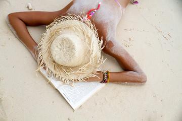 Book and Beach