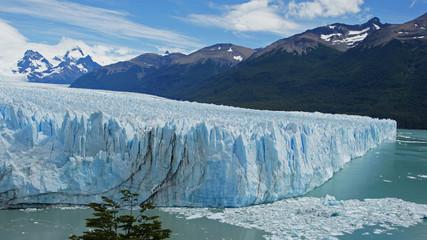 Printed kitchen splashbacks Glaciers perito Moreno Gletscher