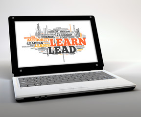 """Mobile Thin Client / Netbook """"Learn And Lead"""""""
