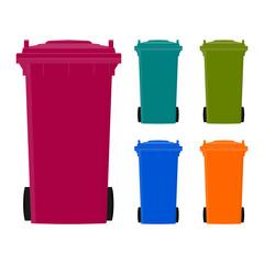 tonnen diverse farben I