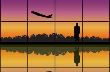 Business Departure