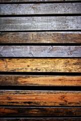 Dark wood texture with cracks