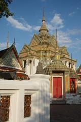 Ancient temple in bangkok