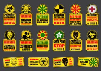 Zombie Apocalypse Sings