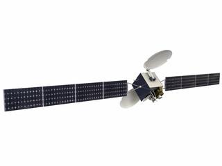 satelite isolated