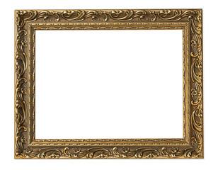 Old vintage frame