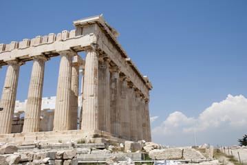 Greece, Athens. Acropolis.