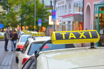 Taxistand