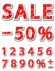 Christmas sale numbers