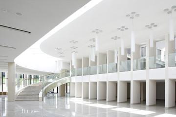 Atrium - Nowoczesna architektura wnętrz