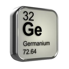3d Periodic Table - 32 Germanium