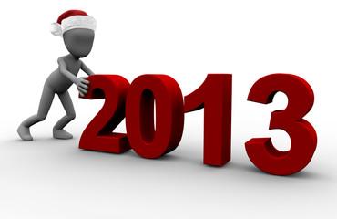 Jahreswechsel 2012/2013