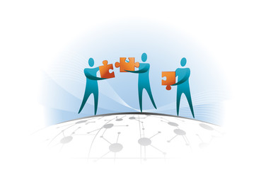 Web cooperation