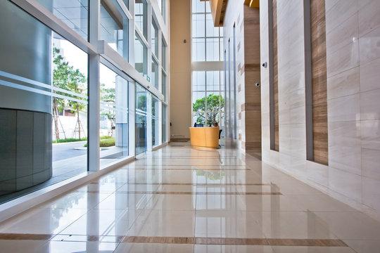 beautyiful lobby