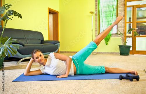 Бодифлекс: упражнения Гимнастика Бодифлекс для