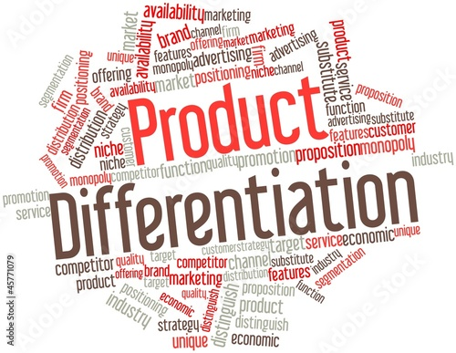 product differentiation 1 levels of product differentiation in the global mobile phones market the sixth product level called compliant product is a connecting element between.