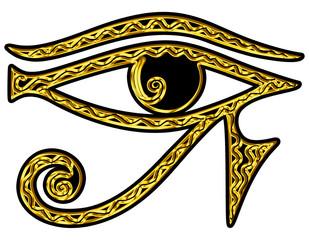 Auge des Horus - Symbol Allwissenheit