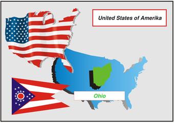 Vereinigte Staaten von Amerika - Ohio