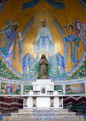 Chapel in Lourdes