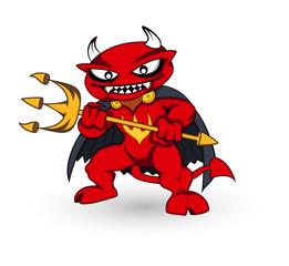 Devil Monster of Hell