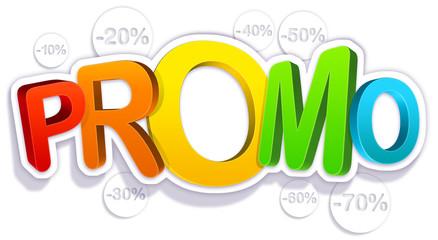 promo maj - Pourcentage