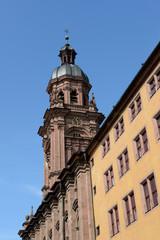 教会 ヴュルツブルク