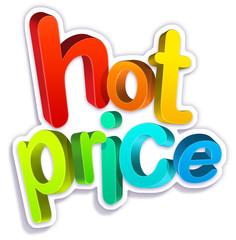 hot price - simple V