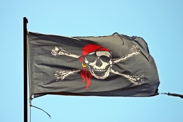 Piratenfahne, Pirate Flag