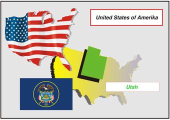 Vereinigte Staaten von Amerika - Utah