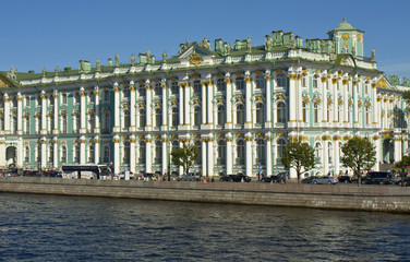St. Petersburg, Winter palace (Hermitage)