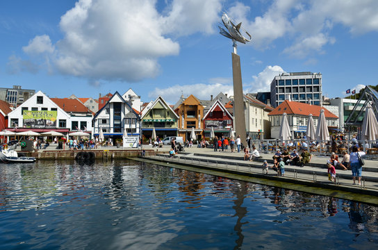 La ville de Stavanger