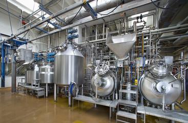 Pasteurisationsanlage