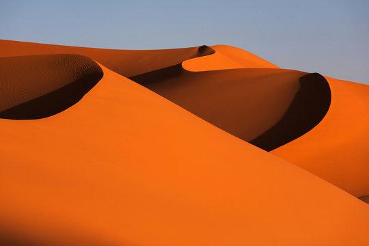 Dunes en desert