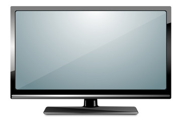 Grey TV/PC Srceen