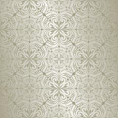Silver seamless  wallpaper.