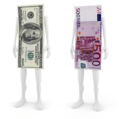 3D man bill