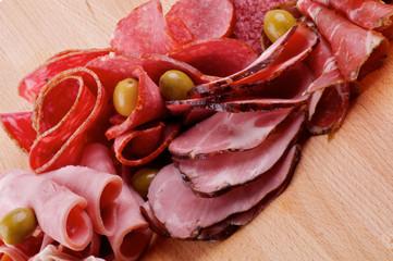 Slices of Delicatessen