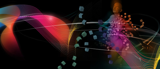 Multicolor curves