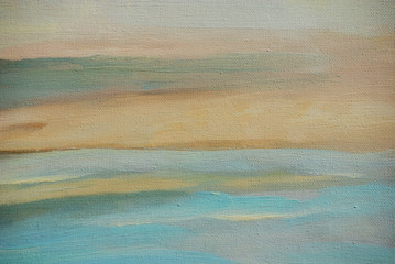 abstract painting in light beige tones, illustration,background