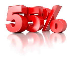 3d shiny red discount collection - 55 percent