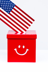election fever in USA