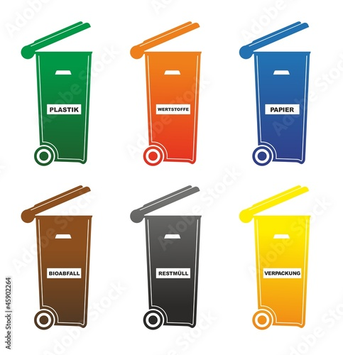 quot muelltonne 1710a quot  stockfotos und lizenzfreie vektoren auf recycling clip art for kids recycling clip art white and black