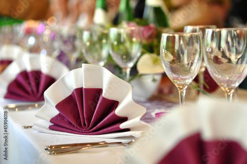 Festliche Tischdeko Stockfotos Und Lizenzfreie Bilder Auf Fotolia