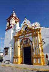 Iglesia del Divino Salvador, Castilblanco de los Arroyos, provincia de Sevilla, España