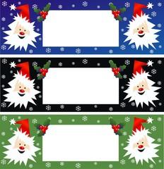 merry christmas headers