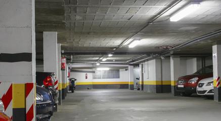 Parking público