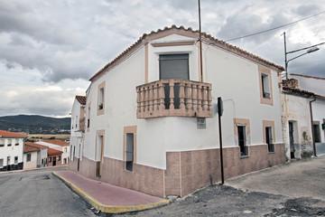 Wall Mural - Casa de Holguera, Cáceres, España