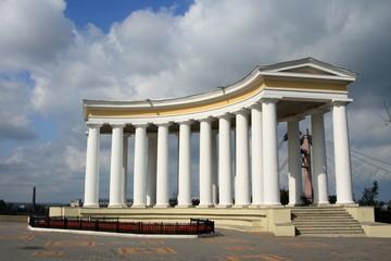 Poster de jardin Artistique Odessa