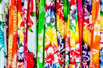 Colorful cloth, Phuket